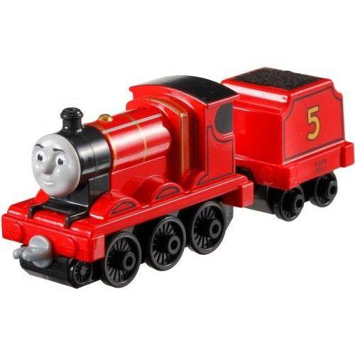 Thomas de trein Die-cast vehicle large Thomas Adventures: James