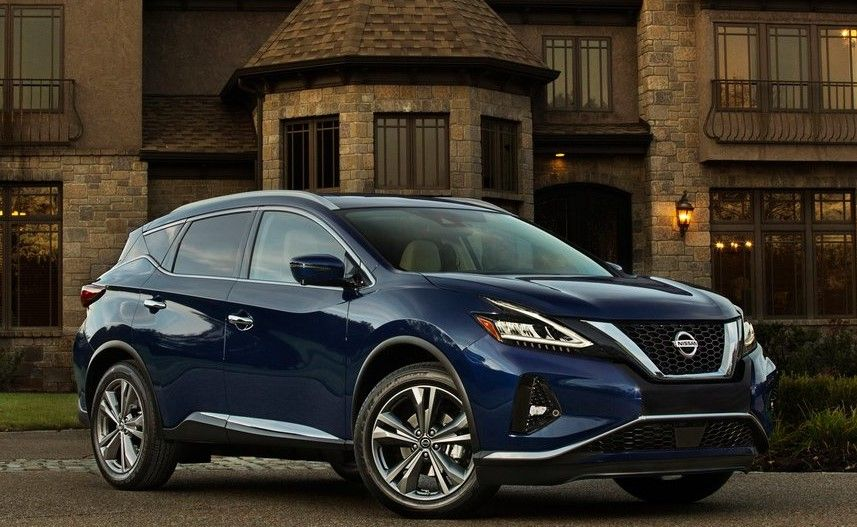 2020 Nissan Murano Review Interior Price Design Release Date Photos Nissan Murano Nissan Best Midsize Suv
