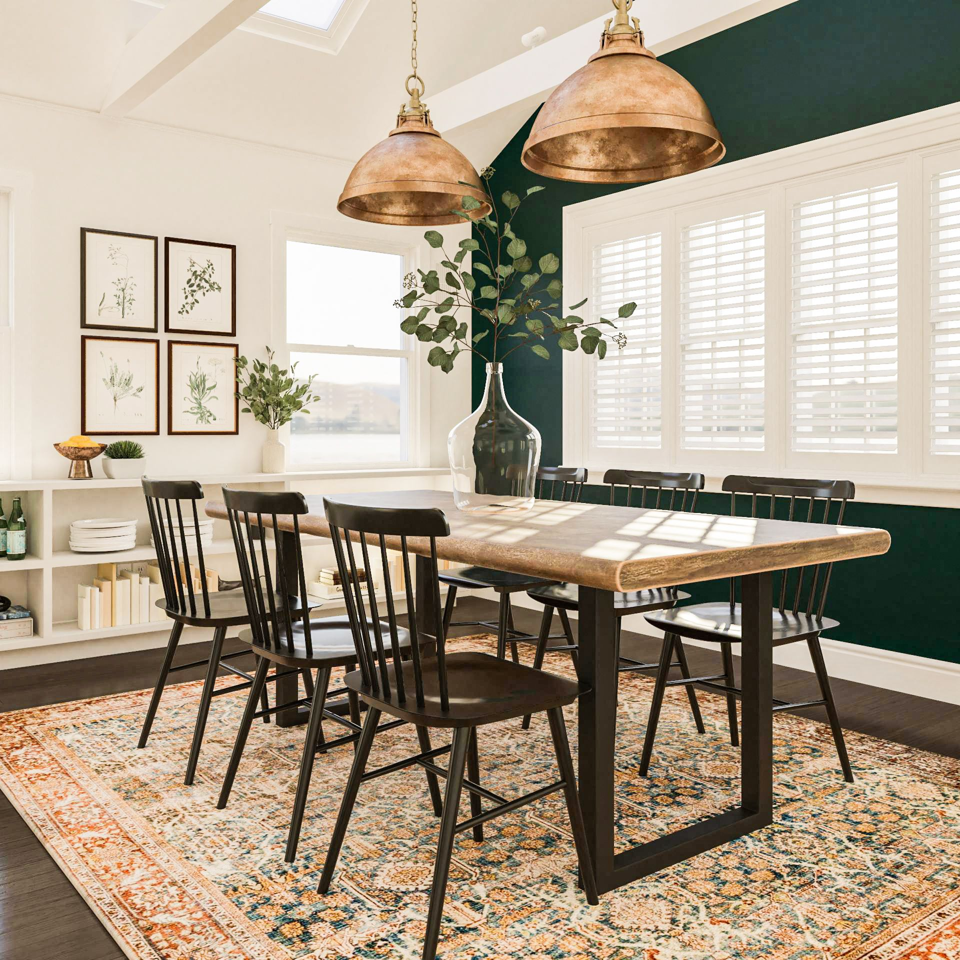 11 Modern Dining Room Tables Our Designers Love Modsy Blog Casual Dining Rooms Dinning Room Design Boho Dining Room