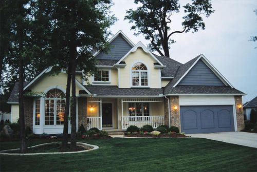 Plan Dbi1862 The Manchester At Menards House Plans Traditional House Plan Architectural Design House Plans