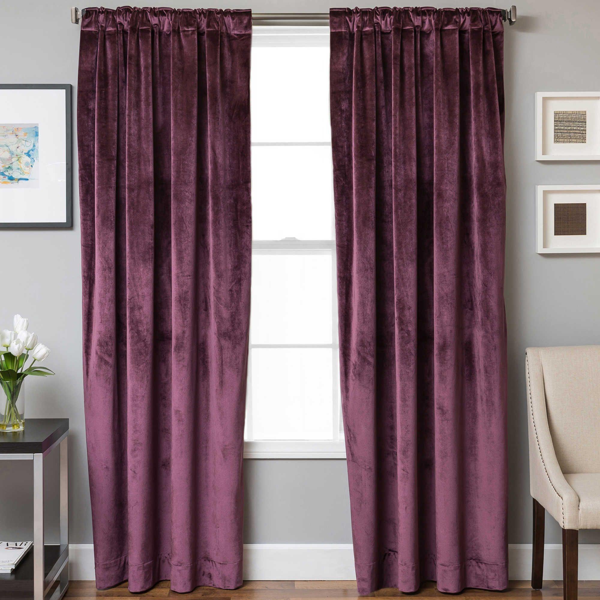 windows for pin pinterest velvet curtains panels bedroom info short realtag curtain