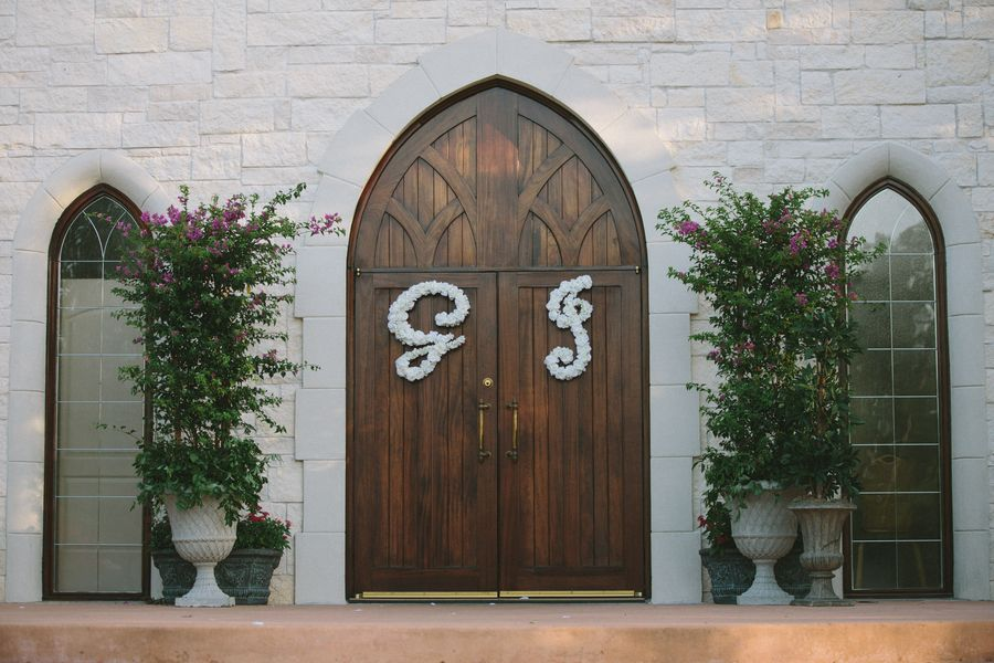 Image detail for -Wedding monogram decoration by Katie Lamb Photography
