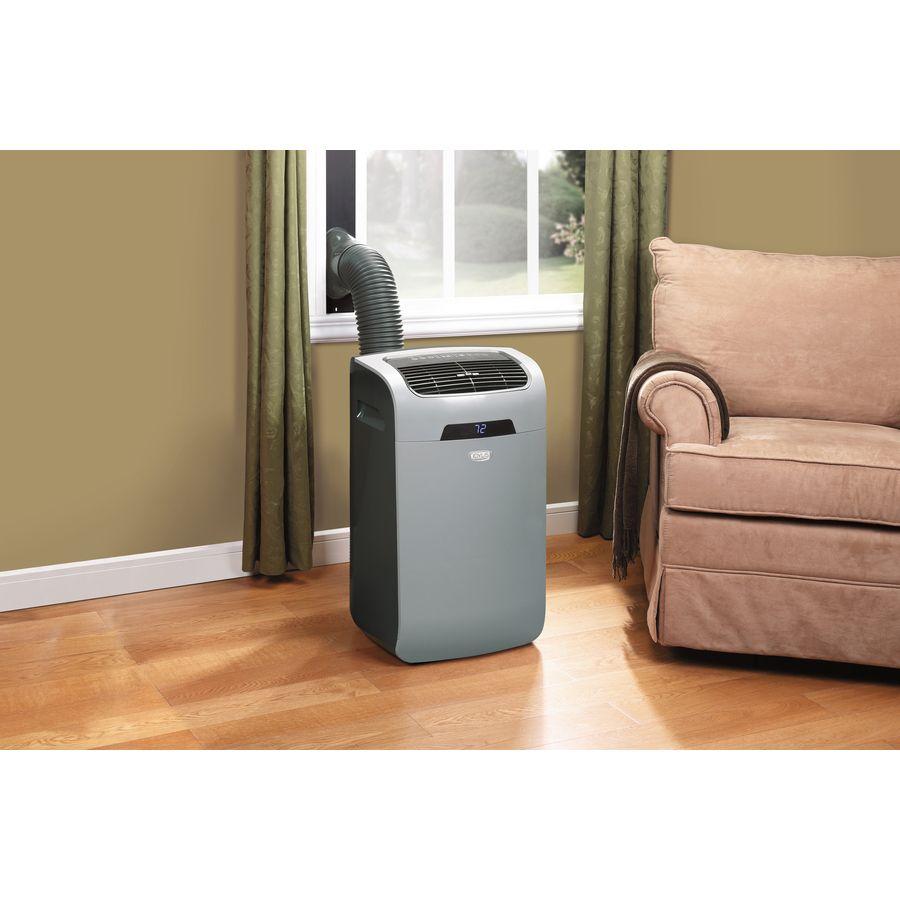 shop idylis 12000btu 400sq ft 115volt portable air conditioner at