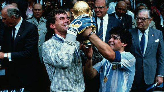 FIFA - Cope del Mundo 1986: Argentina #Maradona
