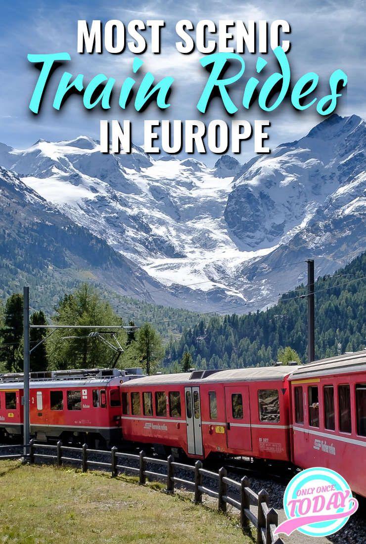 8 Best Scenic Train Journeys in Europe | Scenic train rides, Europe travel, Europe  train