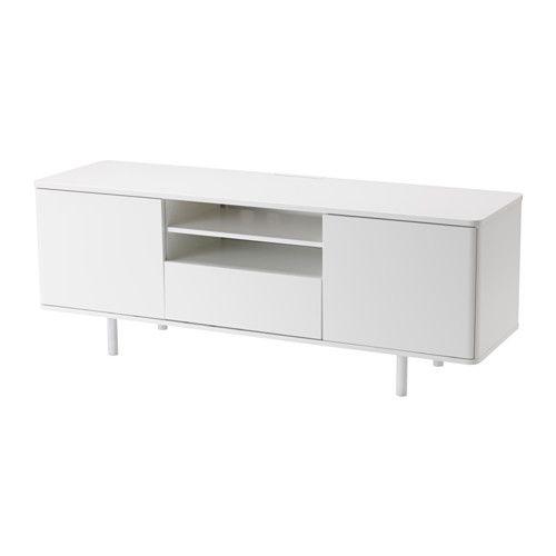 MOSTORP TV unit - white - IKEA Home Accessories Pinterest Banc - meuble a chaussures grande capacite