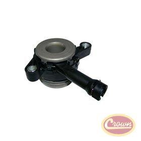 Clutch Slave Cylinder. Replaces Part #: 5273431AB. Fits: Jeep Patriot (2007-2010). Jeep Compass (2007-2010). Dodge Caliber (2007-2010) w/ T355 or BG6 Manual Transmission. Dodge Stratus (2007-2008). Dodge Avenger (2008-2010). Chrysler Sebring (2007-2010).