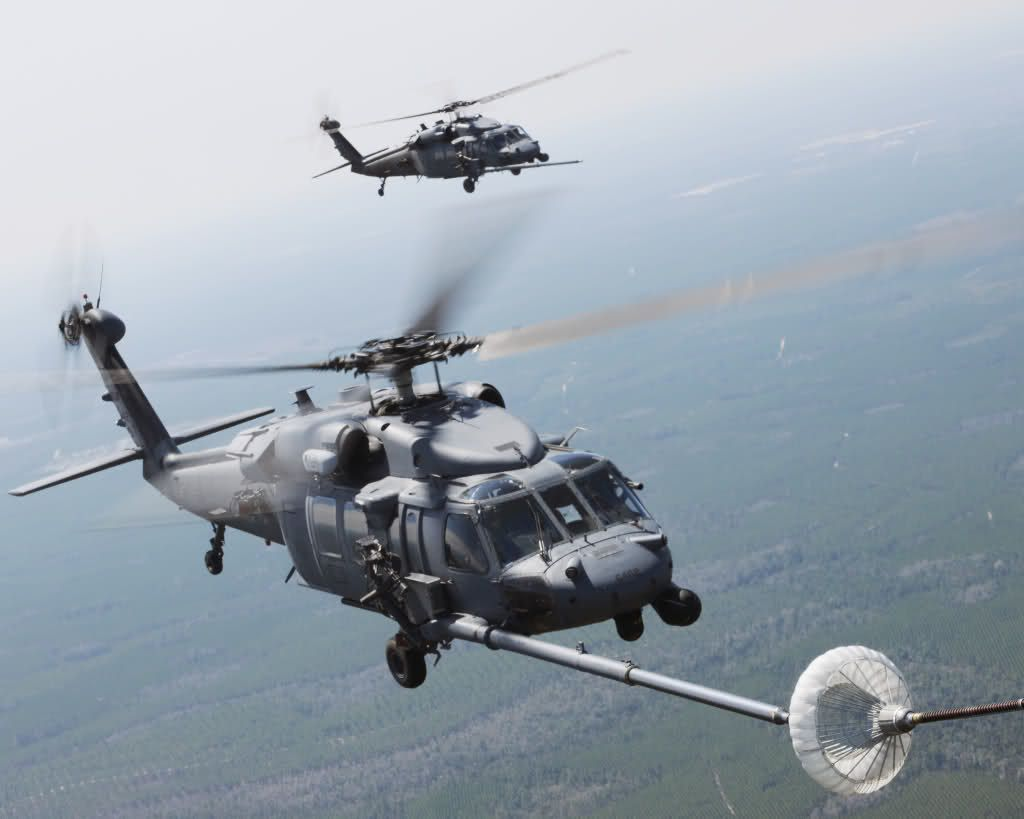 4 answers: Why do some military helicopters have what appears to ...