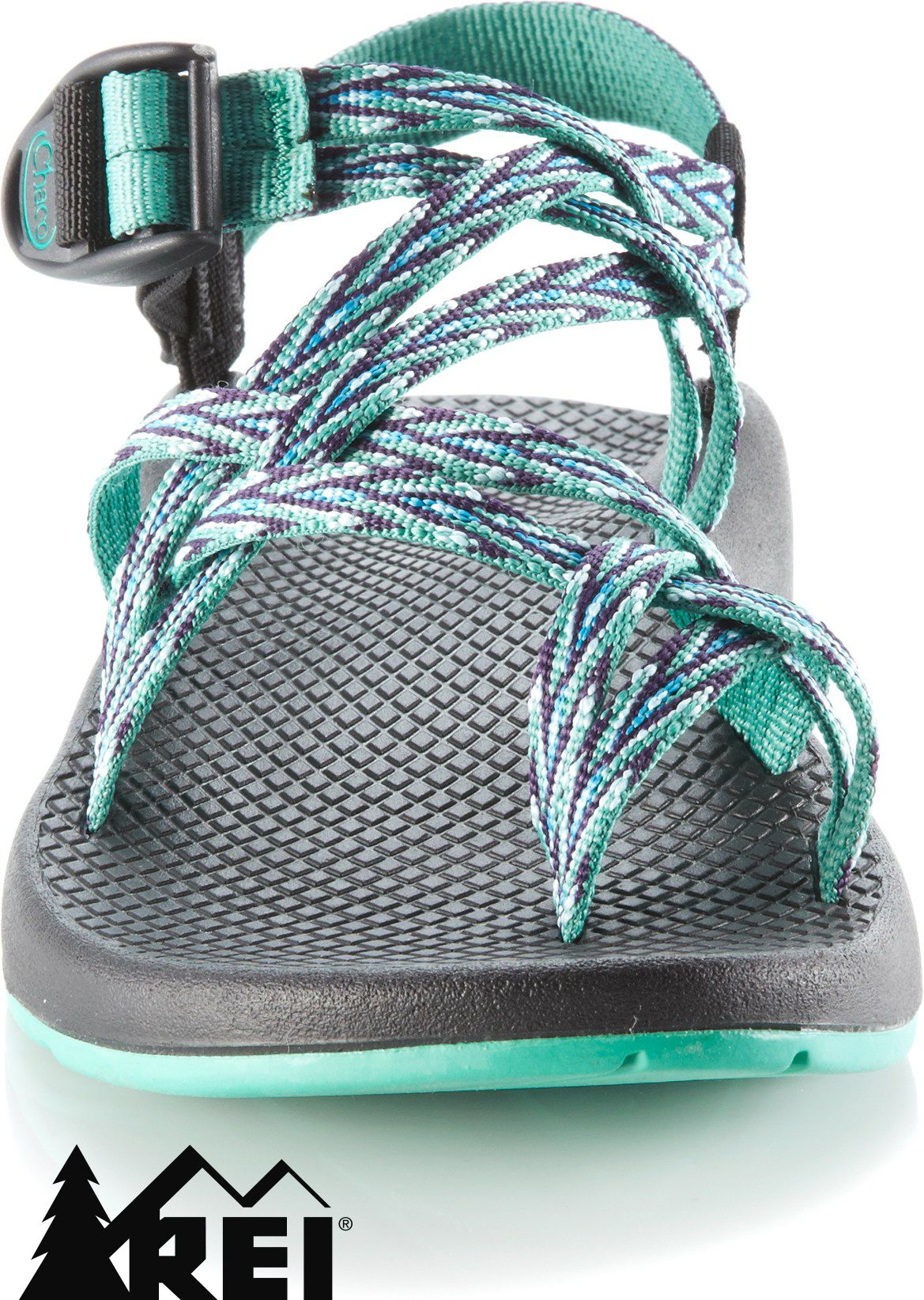 841672ae87b5 With a double-strap design and loops that wrap around your big toes