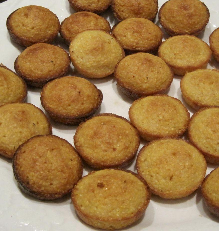 BAKED HUSHPUPPIES Baked hush puppies, Baking, Food