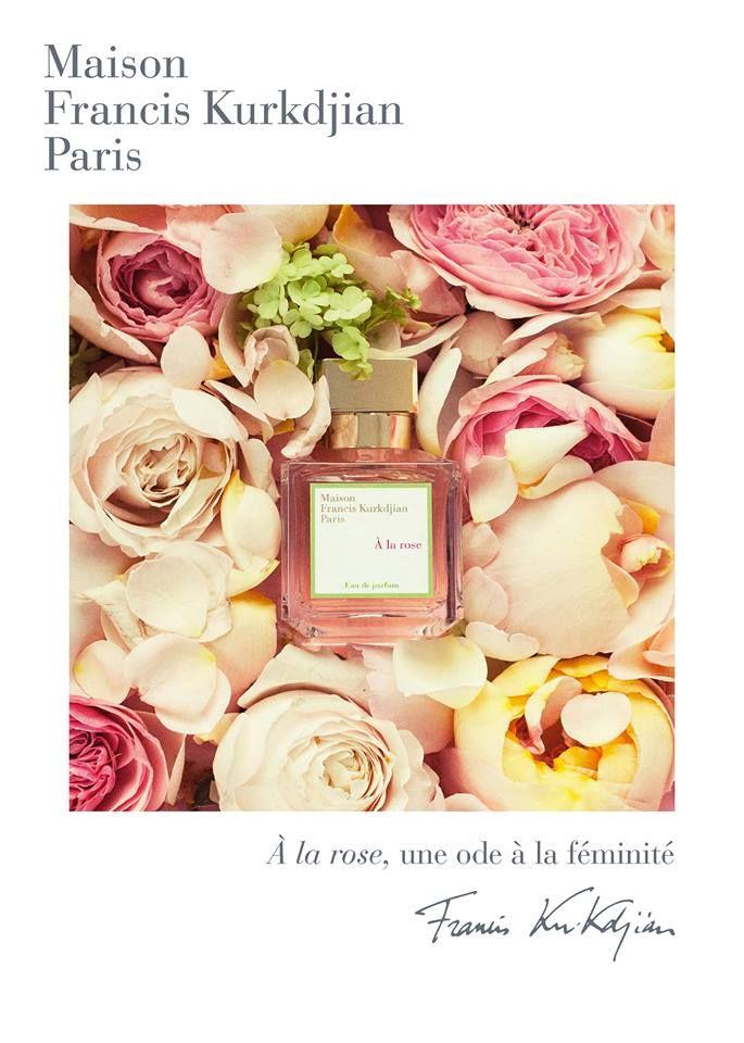 c0a4deea5ac42 Maison Francis Kurkdjian Paris - À la rose - Eau de Parfum