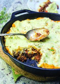Shepherd's Pie Recipe | Food recipes, Low carb shepherds ...