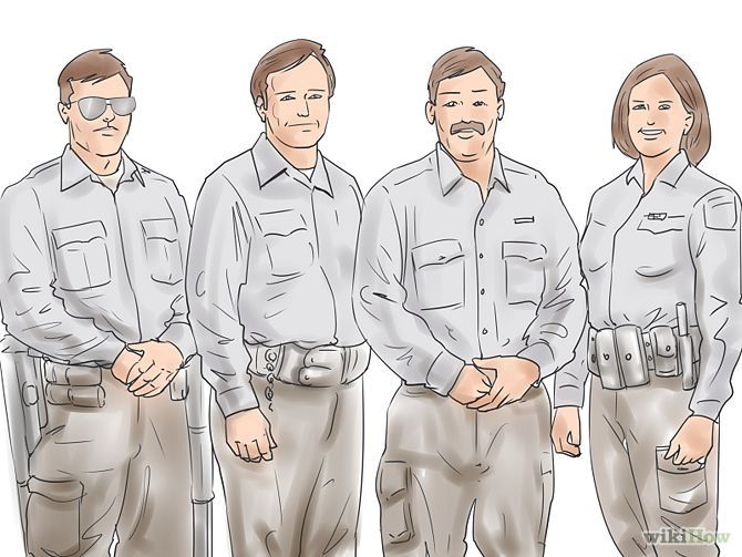 How To Become A Game Warden Warden How To Become Games