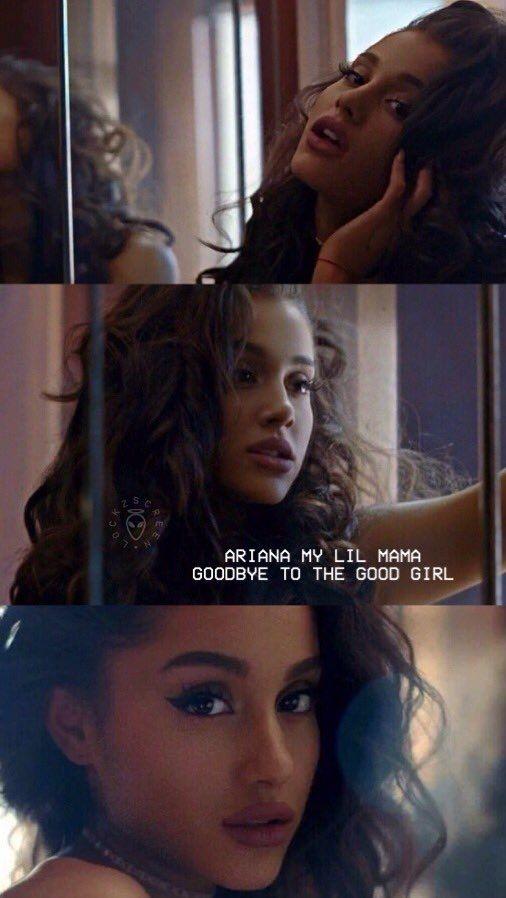 Wallpaper Lockscreen Ariana Grande Let Me Love You Ari In 2019