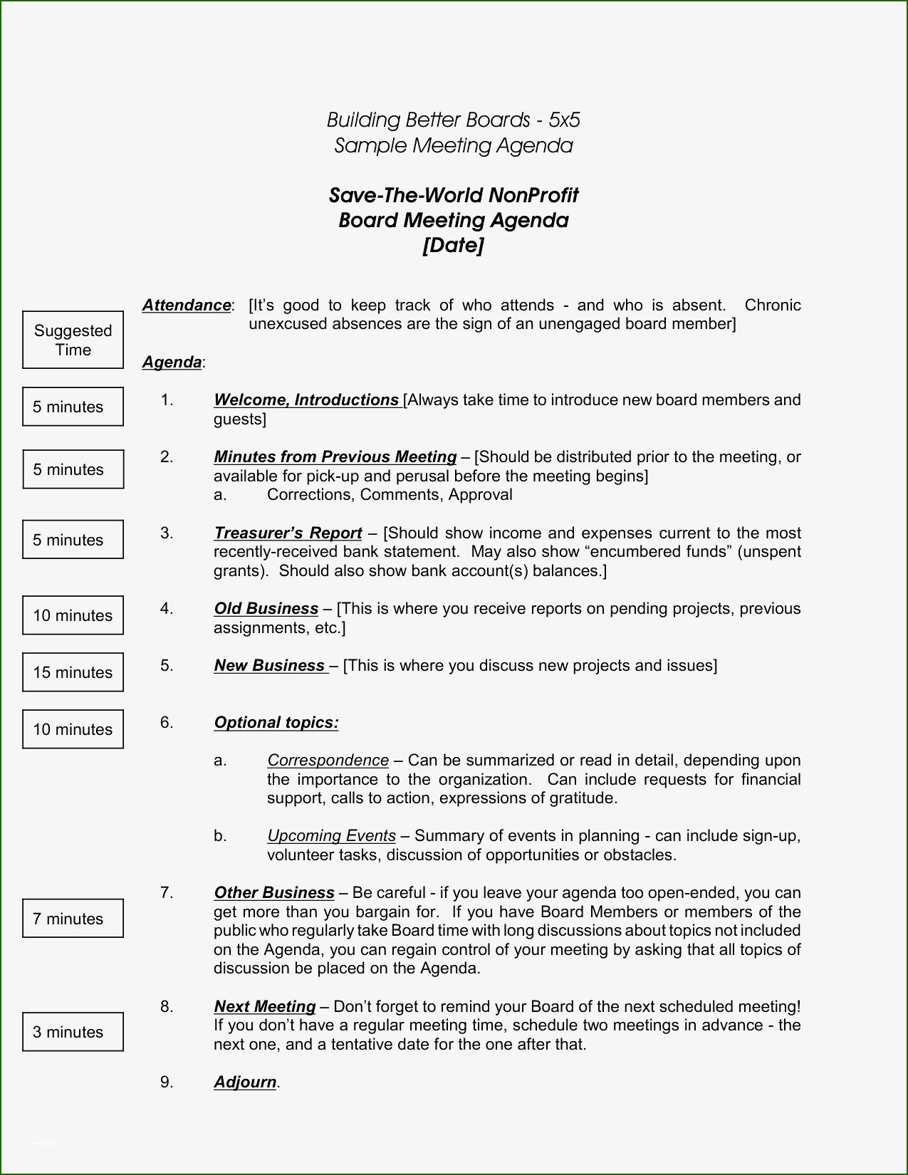 Board Resolution Template Non Profit 13 Ideas that Will