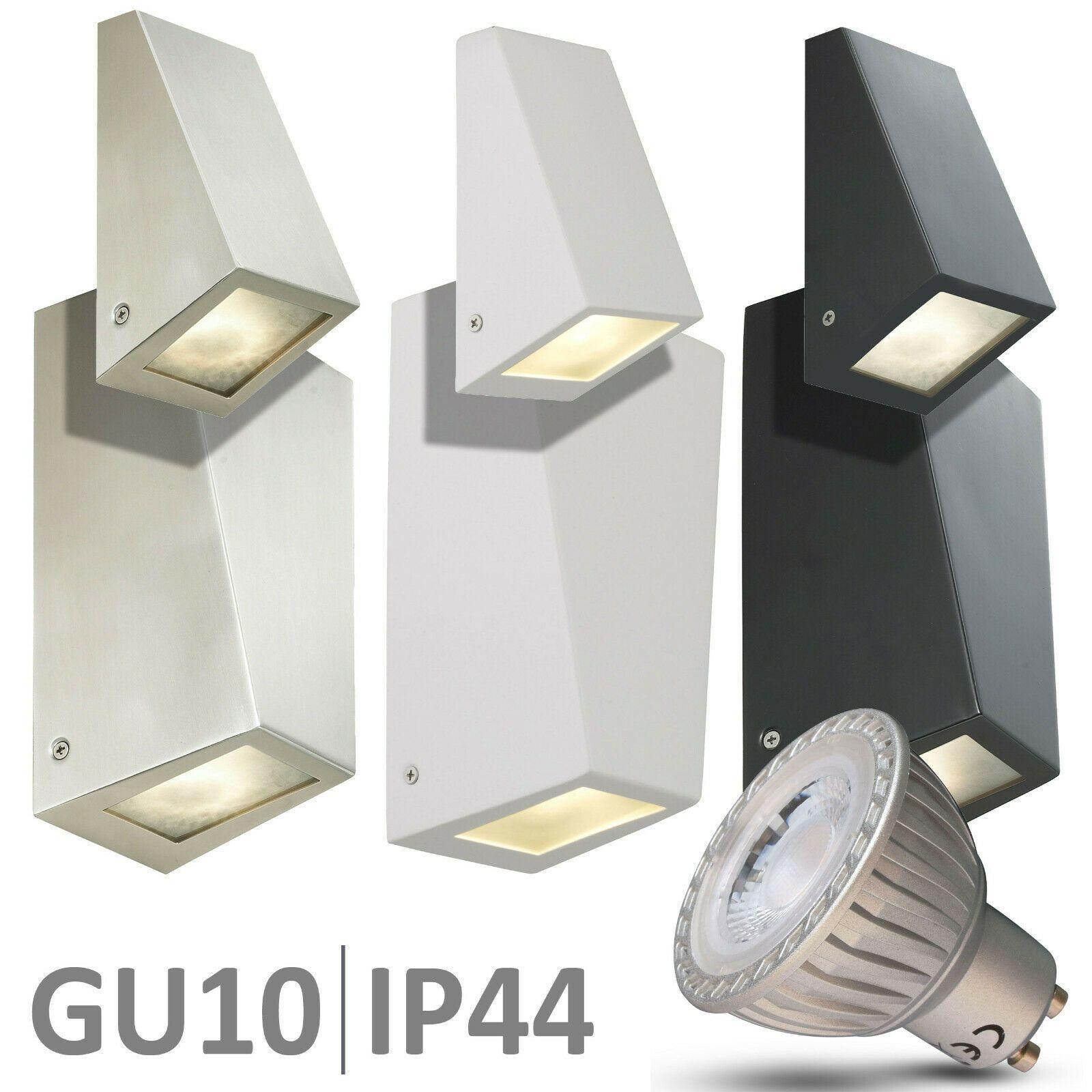 Außenleuchte Led Außenlampe Edelstahl Wandleuchte Wandlampe