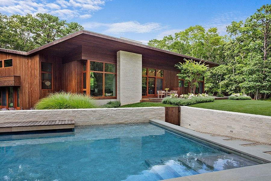 Water Mill House by Khanna Schultz