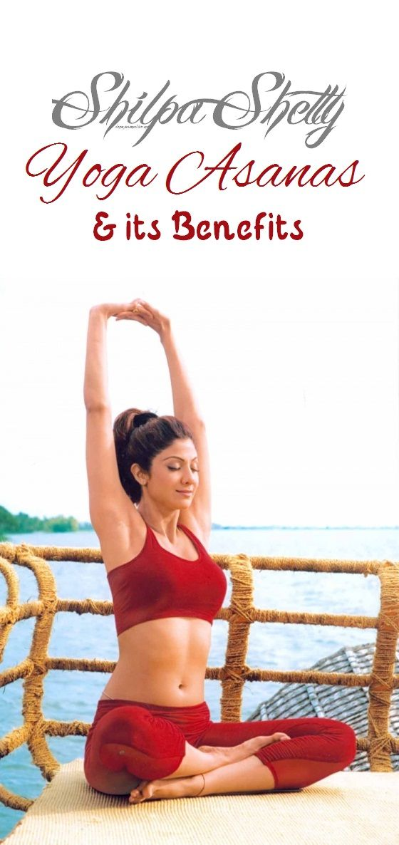 Shilpa Shetty Yoga Here Are A Few Asanas That She Suggests For Weight Loss