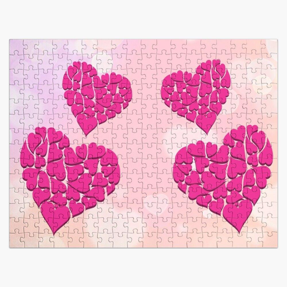my sweet heart pink puzzle von smaragddragon90 in 2021