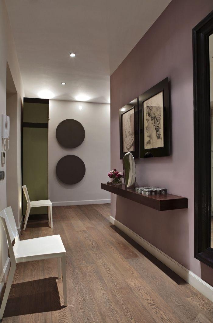 1001 id es de couleurs pour une peinture couloir - Couleur de peinture pour couloir ...