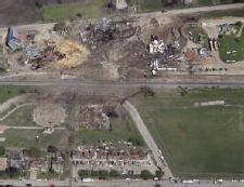 FEMA denies aid for Texas fertilizer plant blast