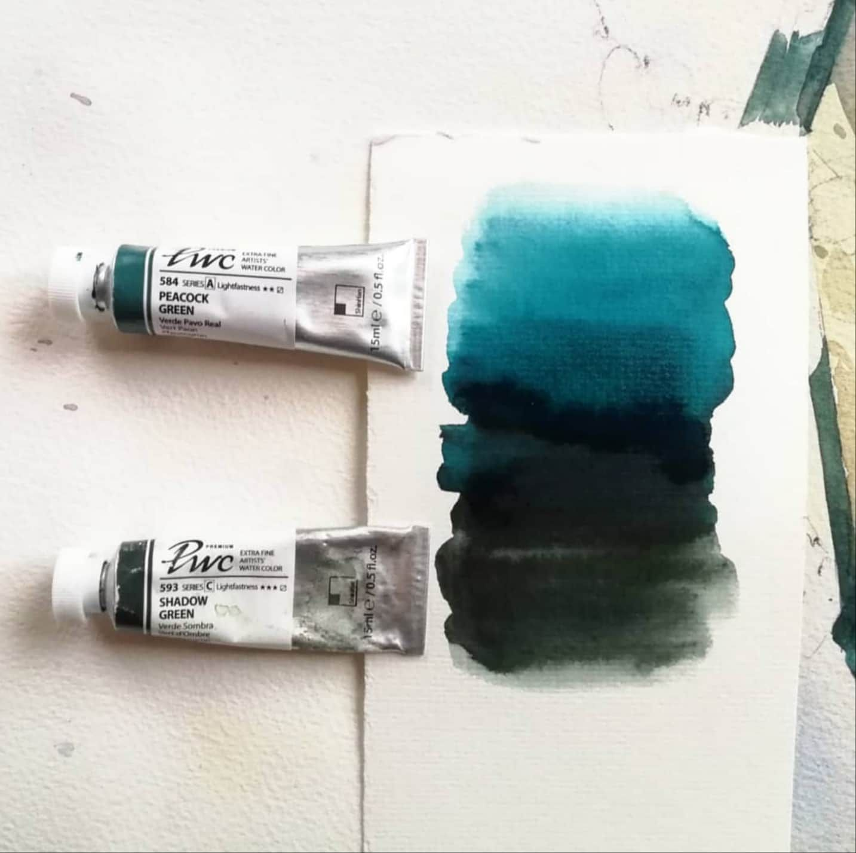 www.shinhanart.com  Azarova Olga, Instagram @ravik_art   #ShinHanArt #ShinHanPWC #fineart #drawing #painting #colores #artlove #watercolor #watercolours #watercolorpaint #watercoloring #watercolordaily #watercolors #watercolorpainting
