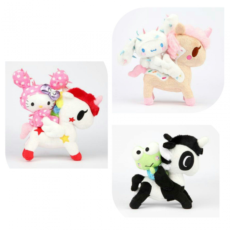Tokidoki x Hello Kitty 3-Inch Sanrio Vinyl Mini-Figure Stellina