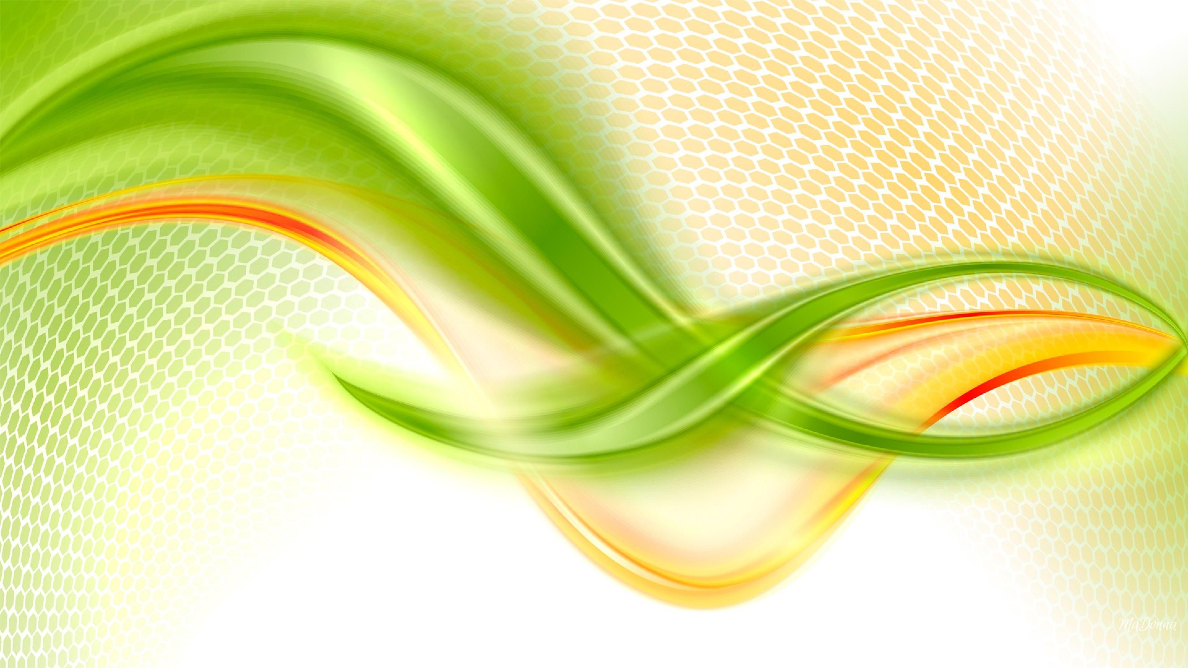 green gold background Green And Gold Abstract Wallpaper