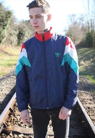 8a2f0a63 Jackets | Men Adidas Vintage Jacket, Adidas Jacket Mens, Adidas Jacket  Outfit, Vintage