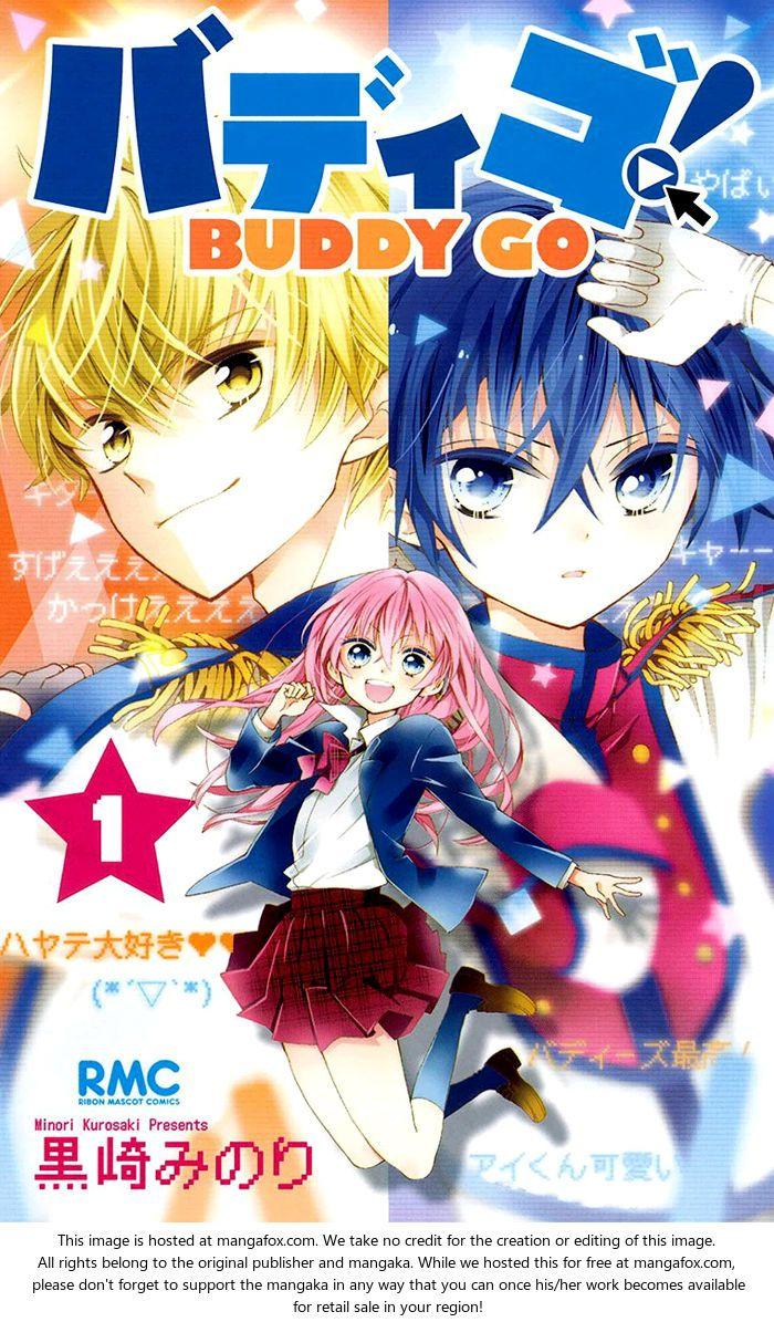 Buddy Go! Buddy go, Manga to read, Anime episodes
