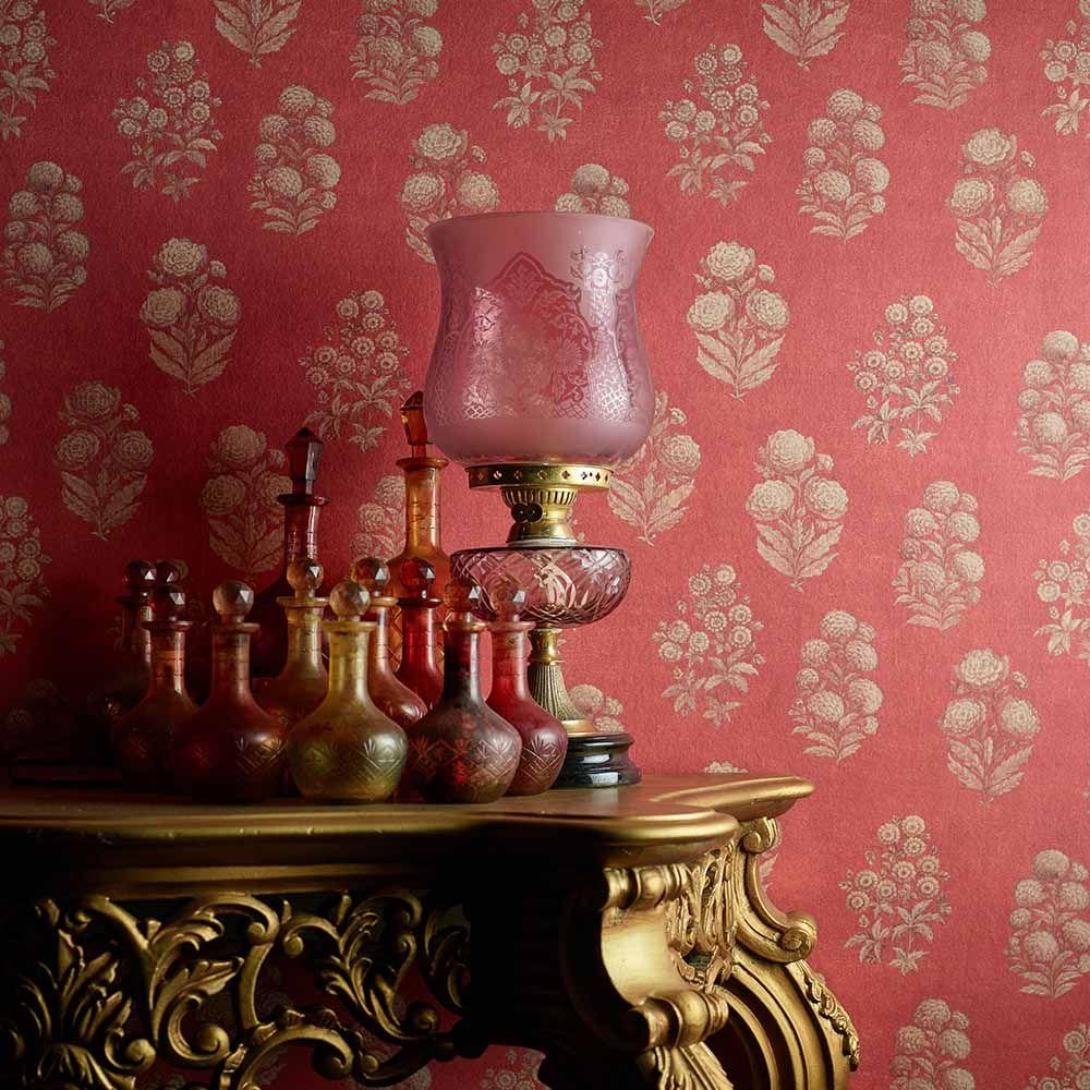 Wallpaper Designs For Bedroom Indian: Sabyasachi For Nilaya Wallpapers