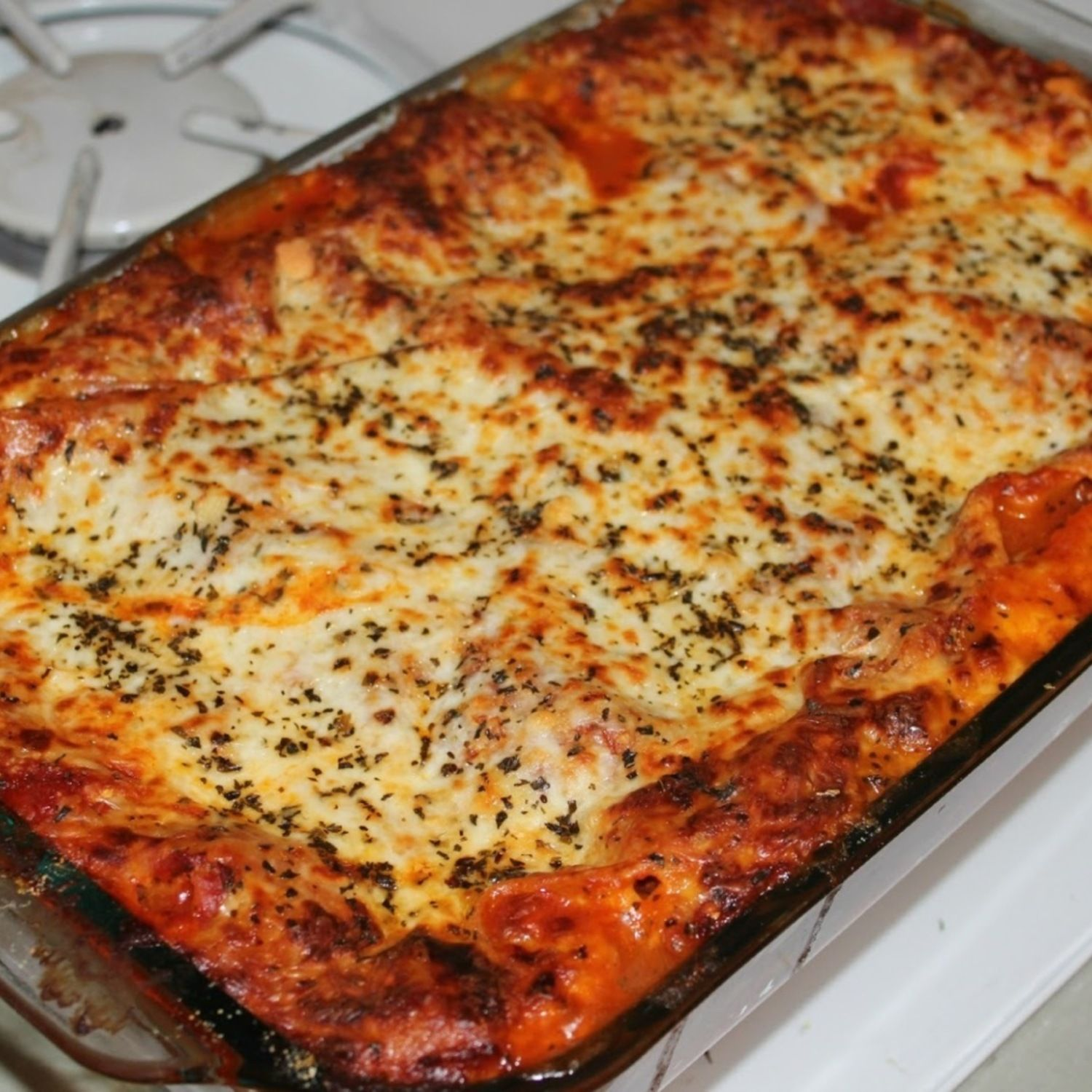 Uncle Steve's Amazing, Award Winning Lasagna Recipe | Just A Pinch Recipes