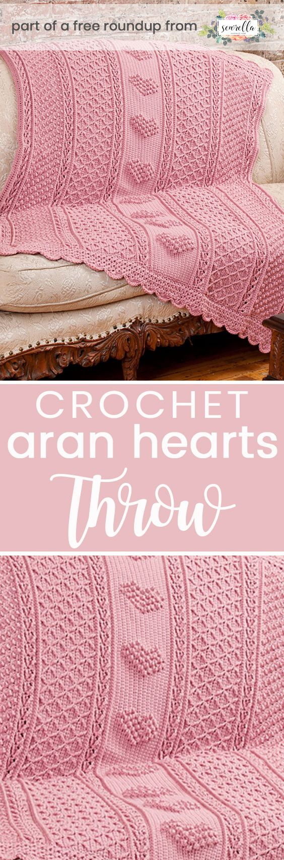 The Best Free Crochet Baby Blankets for Girls | Pinterest ...