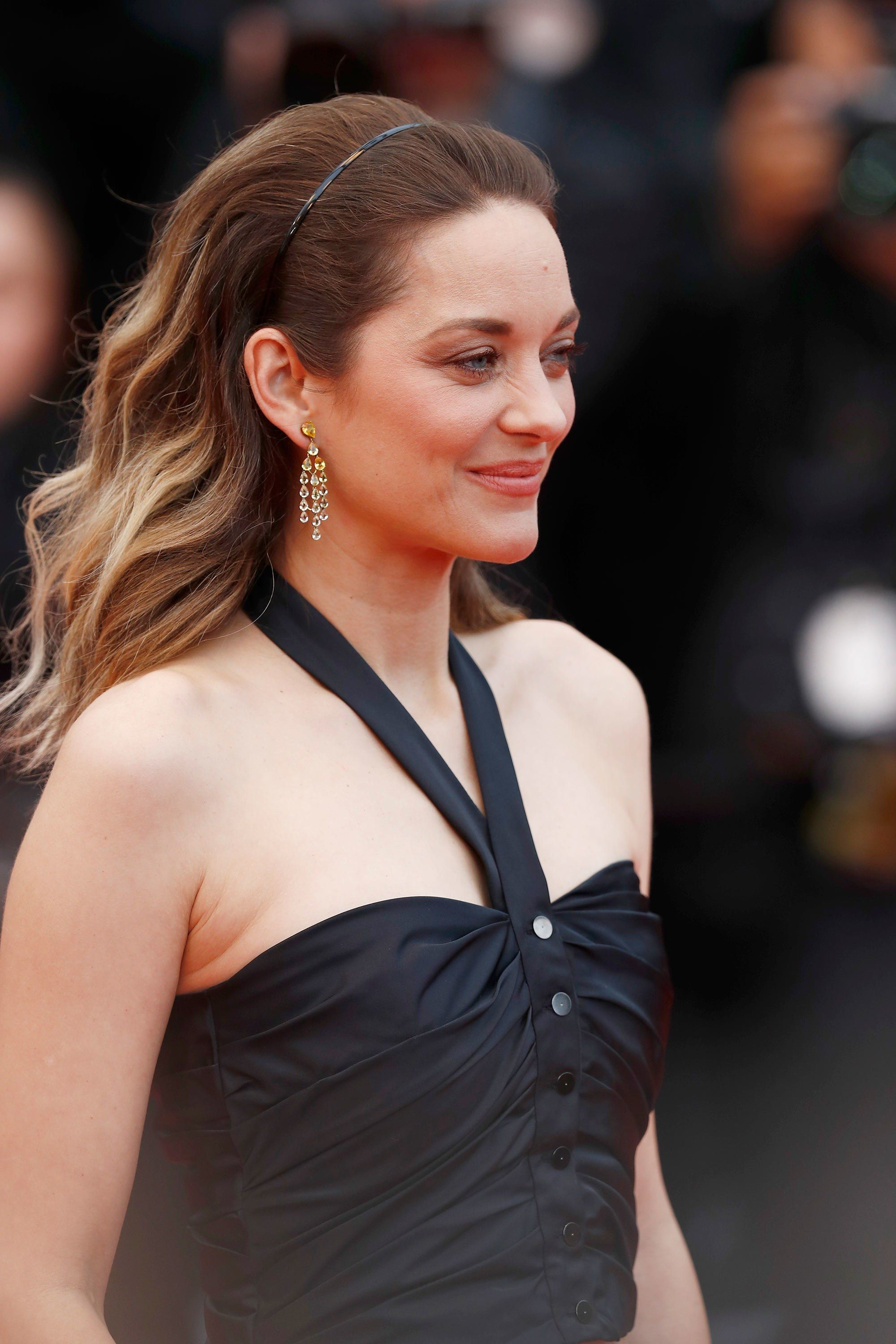 The Best Beauty At The Cannes Film Festival Marion Cotillard