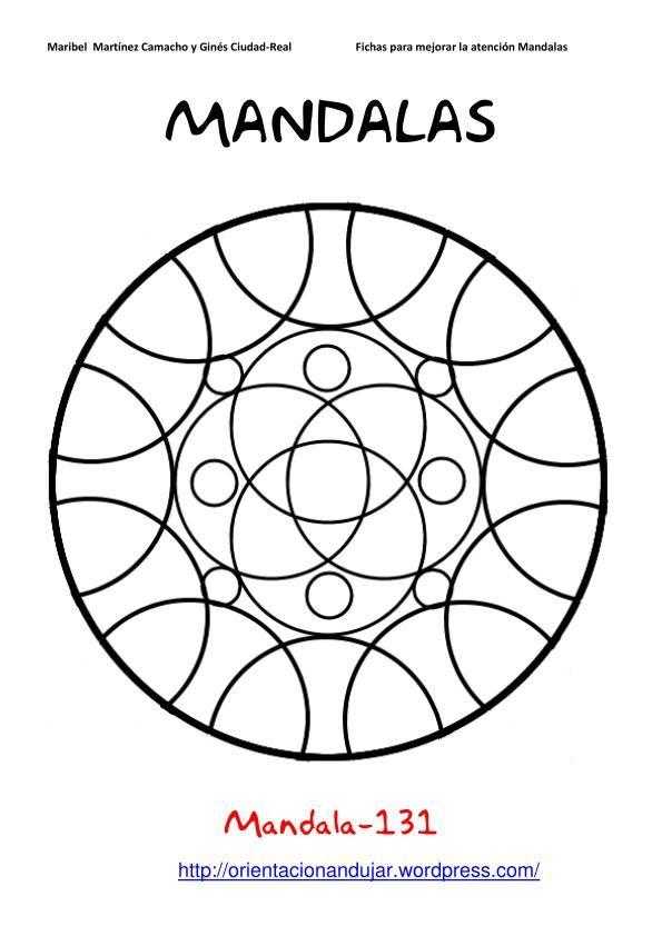 Mandalas para colorear | mandela 2 | Pinterest | Boon, Mandalas and ...