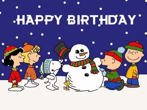 UGH!! peanuts_snowman_birthday.jpg 494×371 pixels | DEC 23 ...