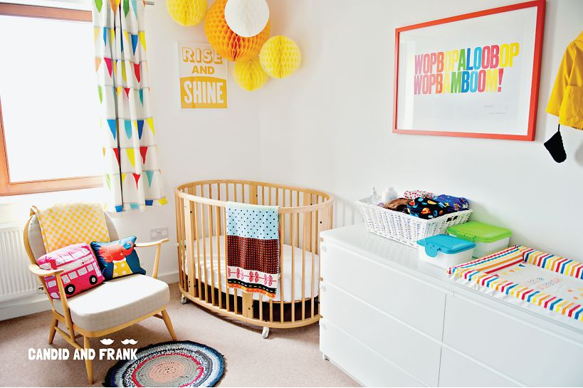 Mini Chic The Nursery Candid And Frank Photography Pudding S Room Ercol