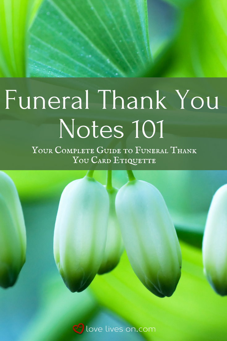 33 best funeral thank you cards funeral etiquette and note click for your complete guide to funeral thank you card etiquette who to thank sample thank you note wording more izmirmasajfo