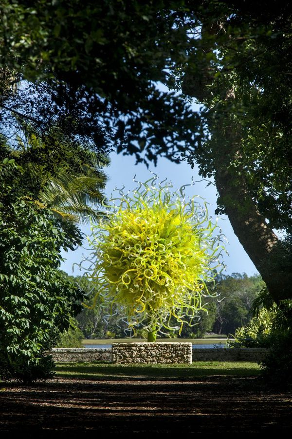 Atlanta Botanical Garden Announces Dale Chihuly Encore Exhibit For U002716