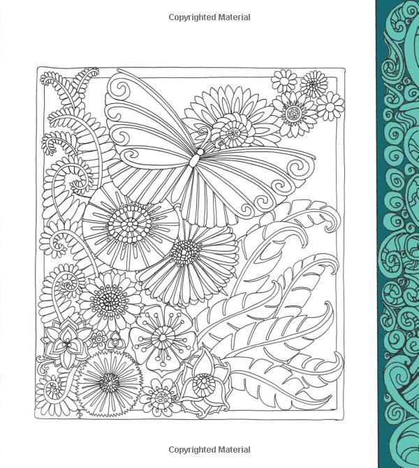 calm coloring pages - photo#50