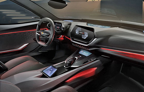 2018 Chevrolet FNR-X Cabin Styling and Features | vip cars ...