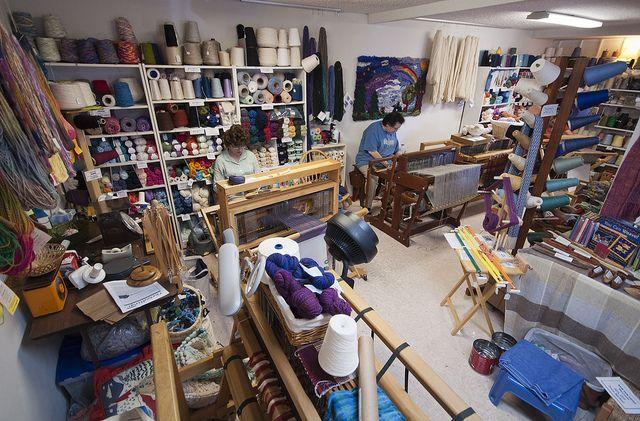 White Rock Weaving Center | Flickr - Photo Sharing! Like