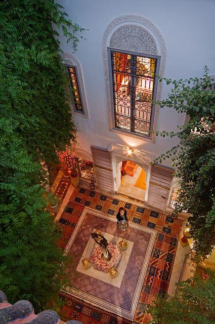 Authentic Moroccan Riad Marrakech Dar Eliane Morocco Marrakech Morocco Moroccan Interiors