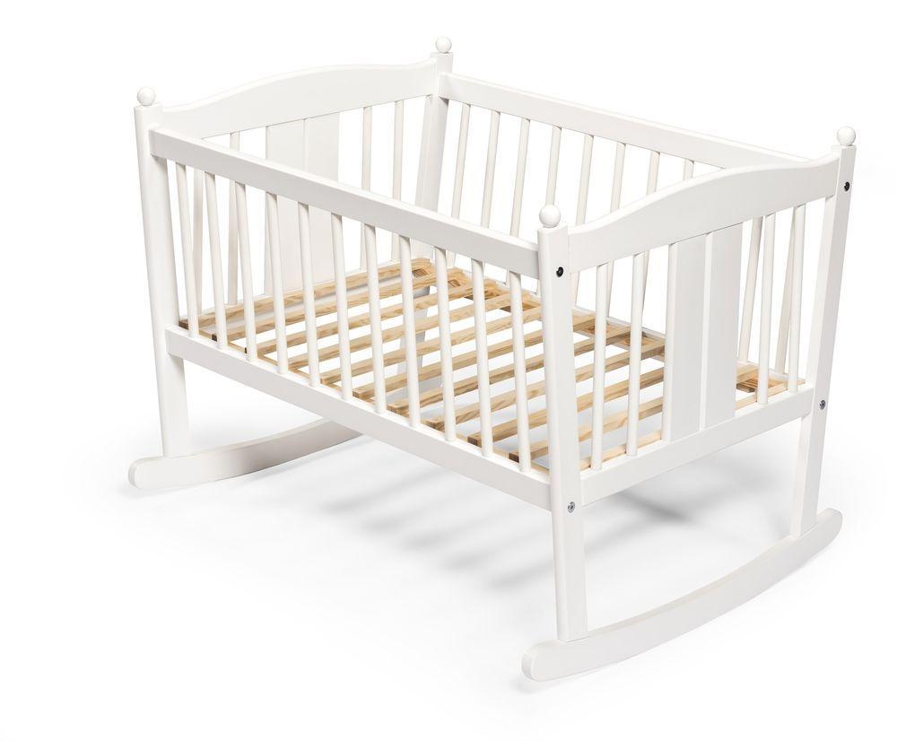 Baby wiege weiss haus möbel ikea babywiege wiege schaukelwiege