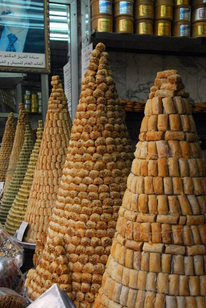 Arabic Sweets (baklava)
