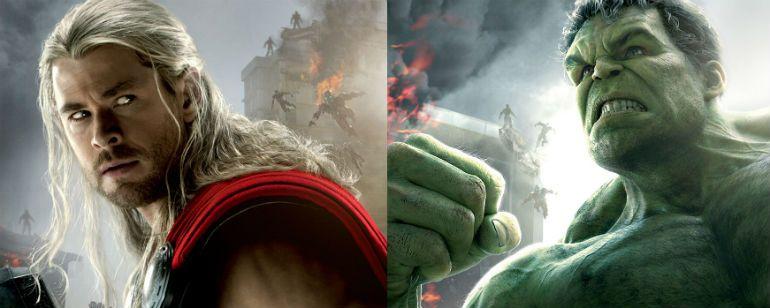 'Thor: Ragnarok': Chris Hemsworth se prepara para luchar contra Hulk en un nuevo vídeo  Noticias de interés sobre cine y series. Estrenos trailers curiosidades adelantos Toda la información en la página web.