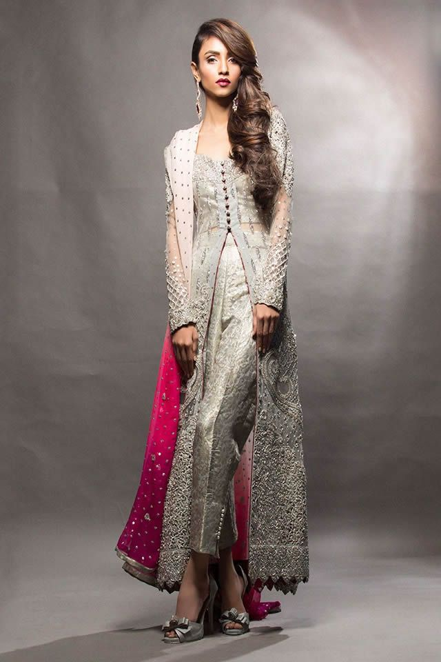 07fd6d8b1b LIFESTYLE 350  Zainab Chottani Bridal Dresses 2016-2017 Collection ...