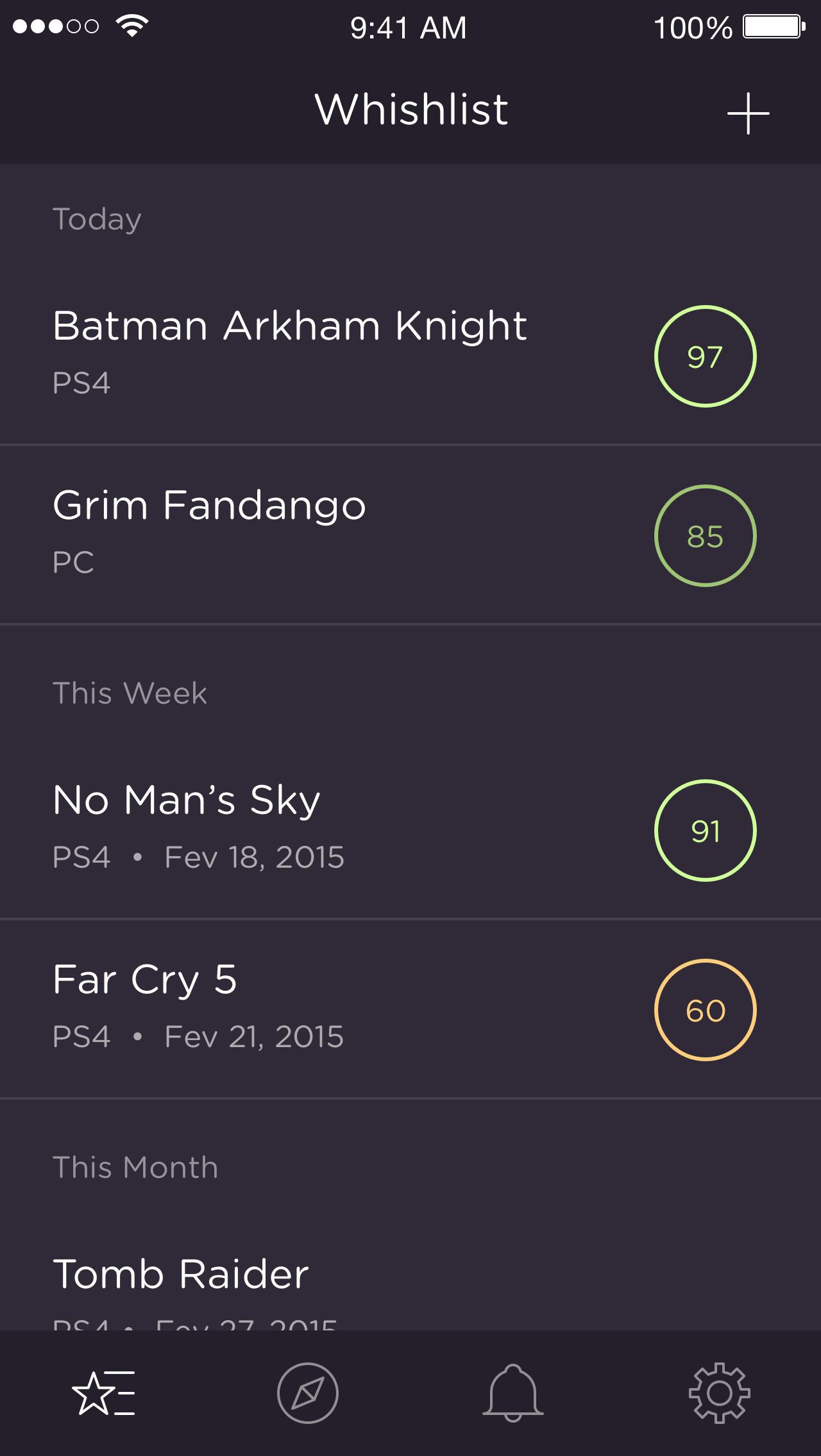 Pin em Mobile_UI/UE for iOS