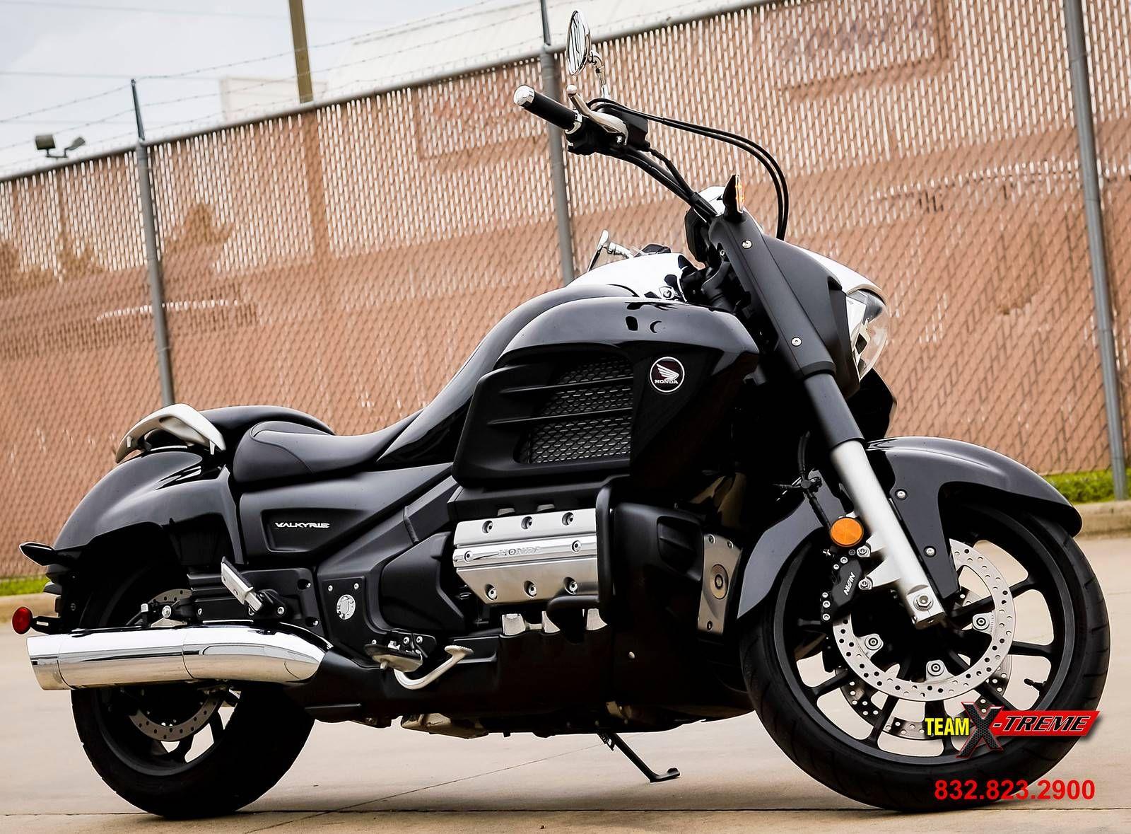2014 Honda Goldwing Valkyrie Motorcycles Houston Tx At