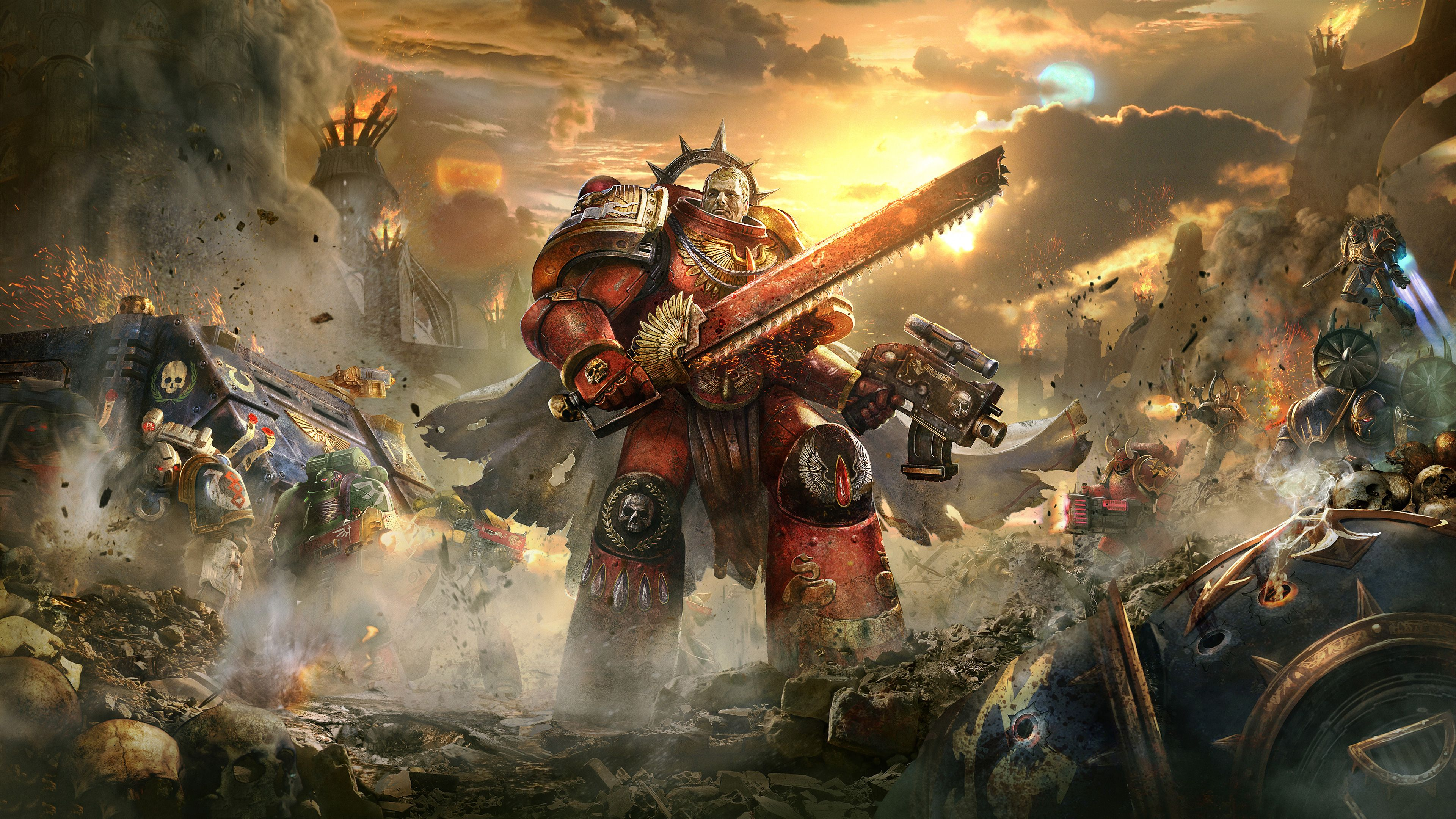 Warhammer 40000 Warhammer 40000 Dawn Of War Iii Wallpapers Pc Games Wallpapers Hd Wallpapers Games Wallpaper In 2020 Warhammer Pc Games Wallpapers Concept Art World